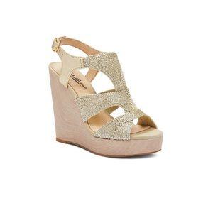 Lucky Brand Rosiee Wedge Sandal